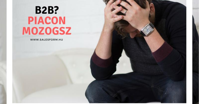 B2B piacon mozogsz? Akkor erre a 2 szoftverre nagy szükséged lenne