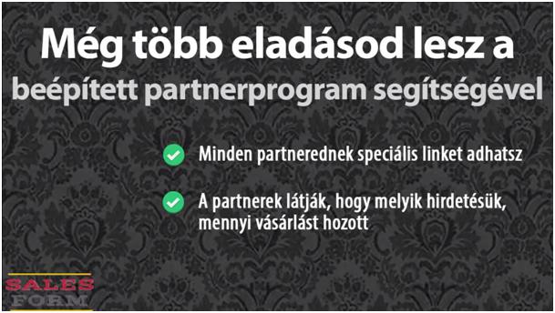 Hogyan indítsd egyszerűen partnerprogramot a terméked online eladására?