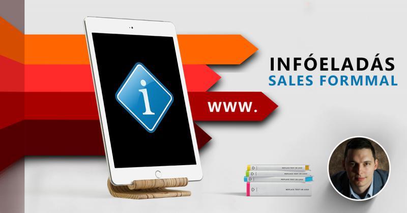 Hogyan használhatom a Sales Form rendszerét információeladáshoz?