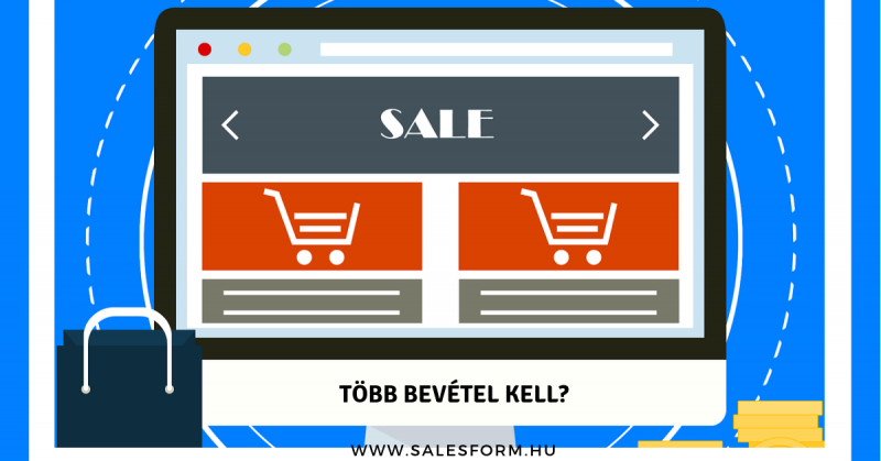 Több bevétel webáruházaknak ezzel az új értékesítési modellel